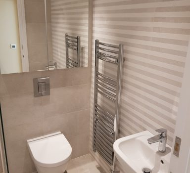 Bathroom and Bedroom Creation