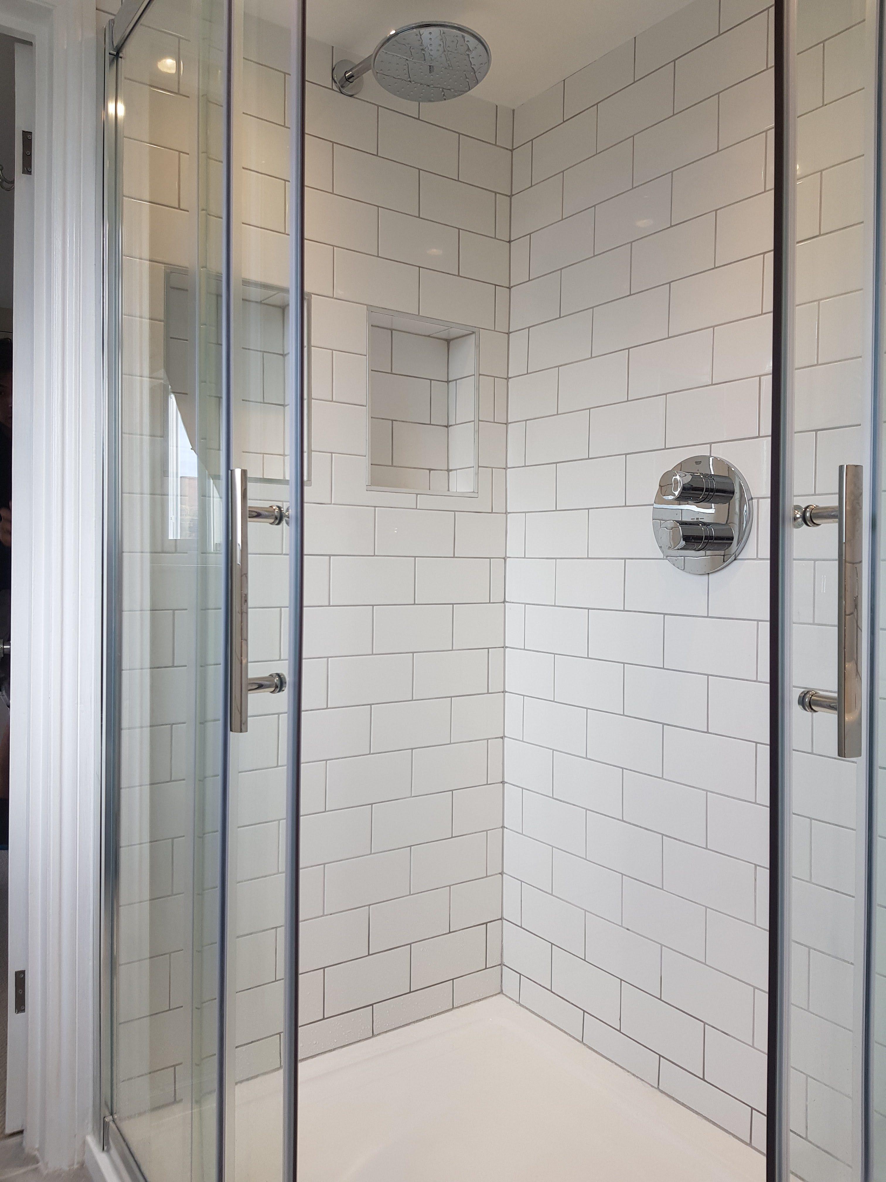 Walk in Shower - Wet Room