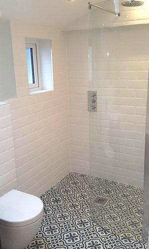 Luxury Wetroom Design Installation In London